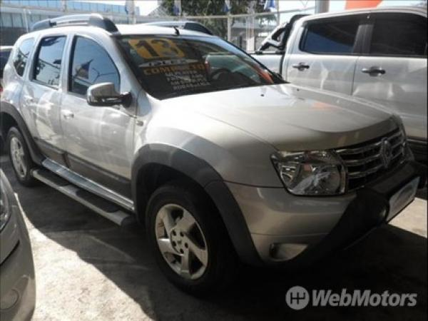 RENAULT DUSTER 1.6 DYNAMIQUE 4X2 16V FLEX 4P MANUAL 2012/2013
