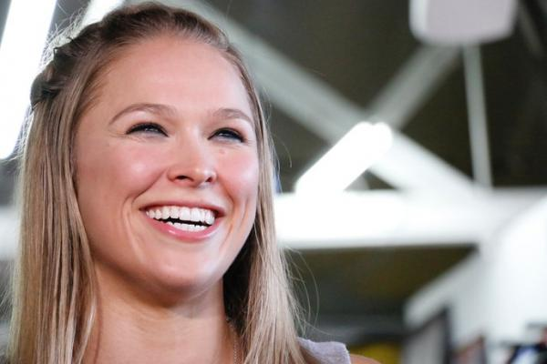 Ronda Rousey revela em entrevista ser a lutadora mais bem paga do UFC